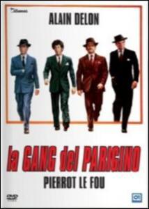 La gang del parigino di Jacques Deray - DVD