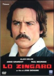 Lo zingaro di Josè Giovanni - DVD