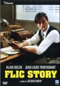 Flic Story di Jacques Deray - DVD