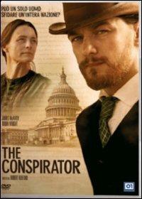 Cover Dvd Conspirator (DVD)