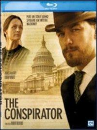 Cover Dvd Conspirator (Blu-ray)