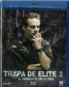 Tropa de elite 2. Il nemico è un altro di José Padilha - Blu-ray