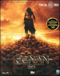 Conan the Barbarian Real 3D<span>.</span> versione 3D di Marcus Nispel - Blu-ray