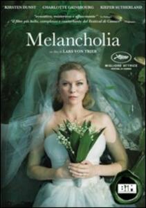 Melancholia di Lars Von Trier - DVD