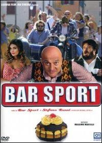 Cover Dvd Bar Sport (DVD)