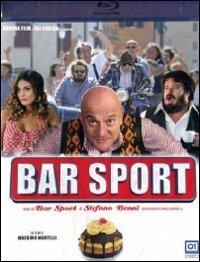 Cover Dvd Bar Sport (Blu-ray)