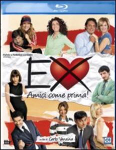 Ex. Amici come prima di Carlo Vanzina - Blu-ray