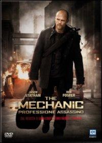Cover Dvd Professione assassino. The Mechanic (DVD)