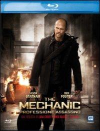 Cover Dvd Professione assassino. The Mechanic (Blu-ray)