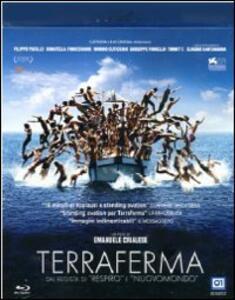 Terraferma di Emanuele Crialese - Blu-ray