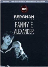 Cover Dvd Fanny e Alexander (DVD)