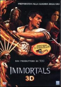 Immortals 2D + 3D anaglyph (2 DVD) di Tarsem Singh