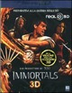 Cover Dvd Immortals 3D
