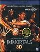 Cover Dvd DVD Immortals 3D