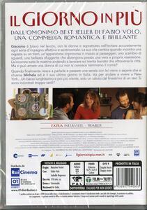 Il giorno in più di Massimo Venier - DVD - 2