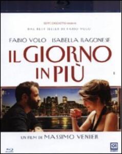 Il giorno in più di Massimo Venier - Blu-ray