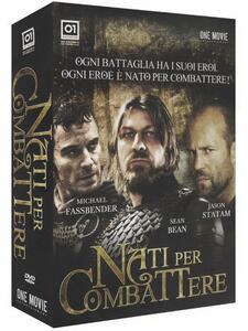 Nati per combattere (3 DVD) di Uwe Boll,Neil Marshall,Christopher Smith