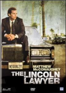 The Lincoln Lawyer di Brad Furman - DVD