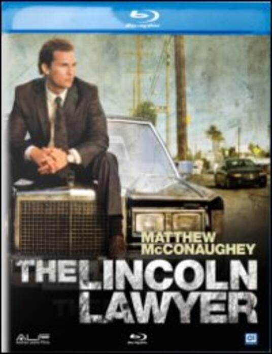The Lincoln Lawyer di Brad Furman - Blu-ray