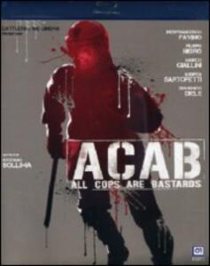 ACAB. All cops are bastards di Stefano Sollima - Blu-ray