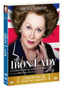 The Iron Lady di Phyllida Lloyd - DVD