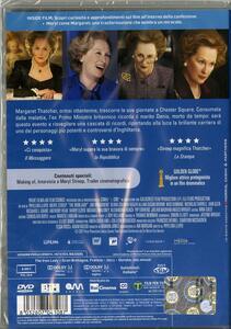 The Iron Lady di Phyllida Lloyd - DVD - 2