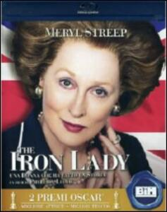 The Iron Lady di Phyllida Lloyd - Blu-ray