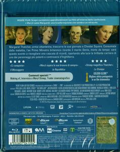 The Iron Lady di Phyllida Lloyd - Blu-ray - 2