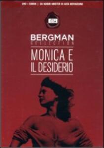 Monica e il desiderio (2 DVD) di Ingmar Bergman - DVD
