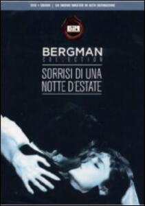 Sorrisi di una notte d'estate di Ingmar Bergman - DVD