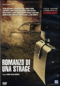 Romanzo di una strage di Marco Tullio Giordana - DVD