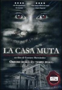 La casa muta di Gustavo Hernández - DVD