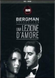 Una lezione d'amore di Ingmar Bergman - DVD