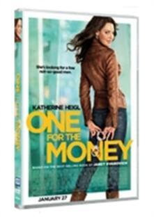 One for the Money (DVD) di Julie Ann Robinson - DVD