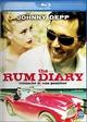 Cover Dvd DVD The Rum Diary - Cronache di una passione