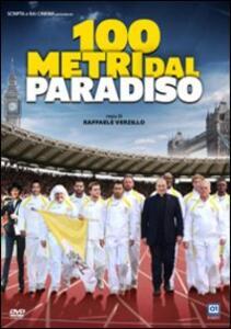 100 metri dal paradiso di Raffaele Verzillo - DVD