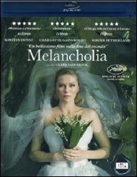 Cover Dvd Melancholia (Blu-ray)