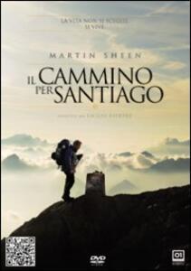 Il cammino per Santiago di Emilio Estevez - DVD