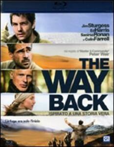 The Way Back di Peter Weir - Blu-ray