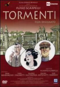 Tormenti. Film disegnato di Filiberto Scarpelli - DVD