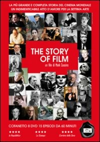 Cover Dvd Story of Film (DVD)