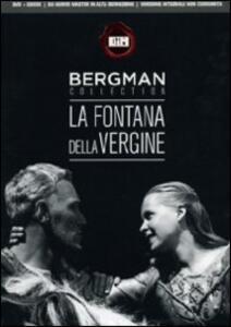 La fontana della vergine di Ingmar Bergman - DVD