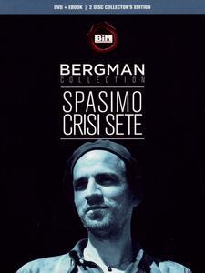 Spasimo. Crisi. Sete (2 DVD) di Ingmar Bergman,Alf Sjöberg