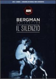 Il silenzio di Ingmar Bergman - DVD