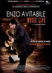 Enzo Avitabile Music Life di Jonathan Demme - DVD
