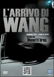 L' arrivo di Wang di Manetti Bros. - DVD