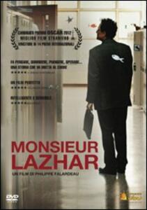 Monsieur Lazhar di Philippe Falardeau - DVD