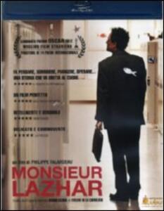 Monsieur Lazhar di Philippe Falardeau - Blu-ray