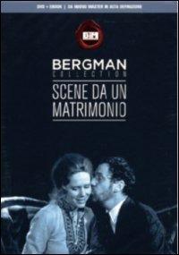 Cover Dvd Scene da un matrimonio (DVD)