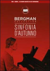 Sinfonia d'autunno di Ingmar Bergman - DVD